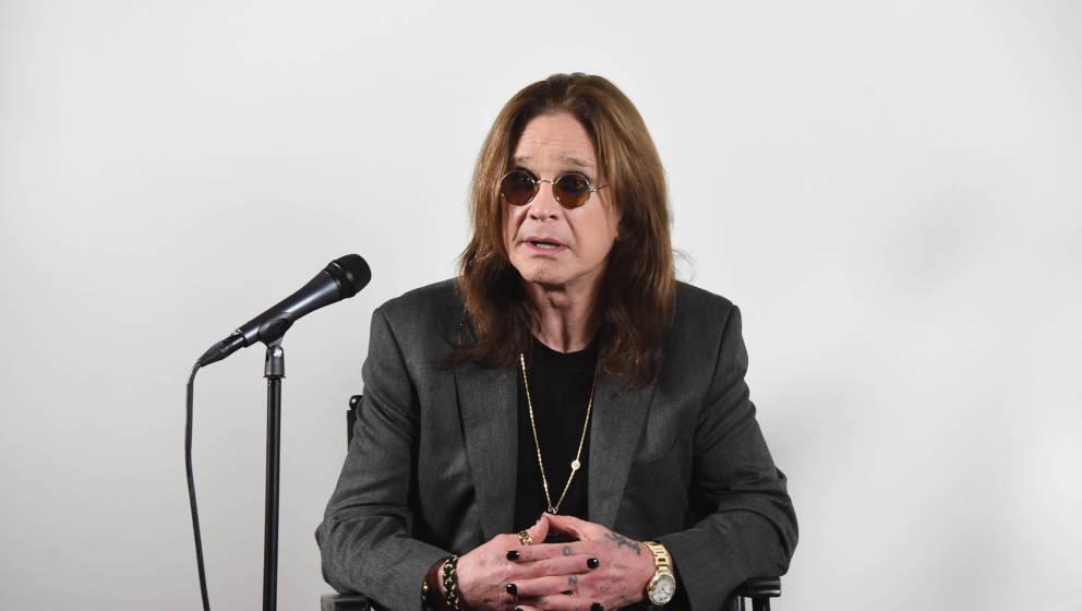 Ozzy Osbourne sagt erneut Konzerte ab