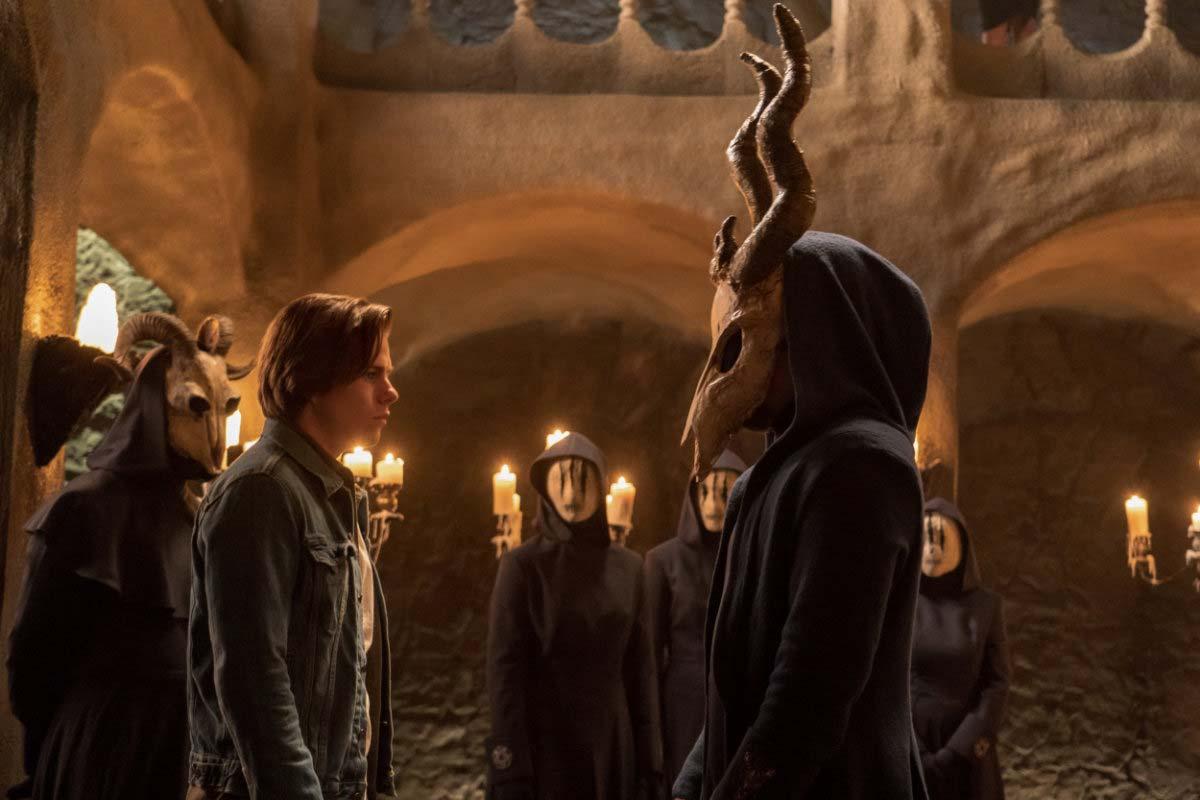 """Eine Geheimorganisation, Werwölfe und dunkle Magie stehen im Mittelpunkt von """"The Order"""""""