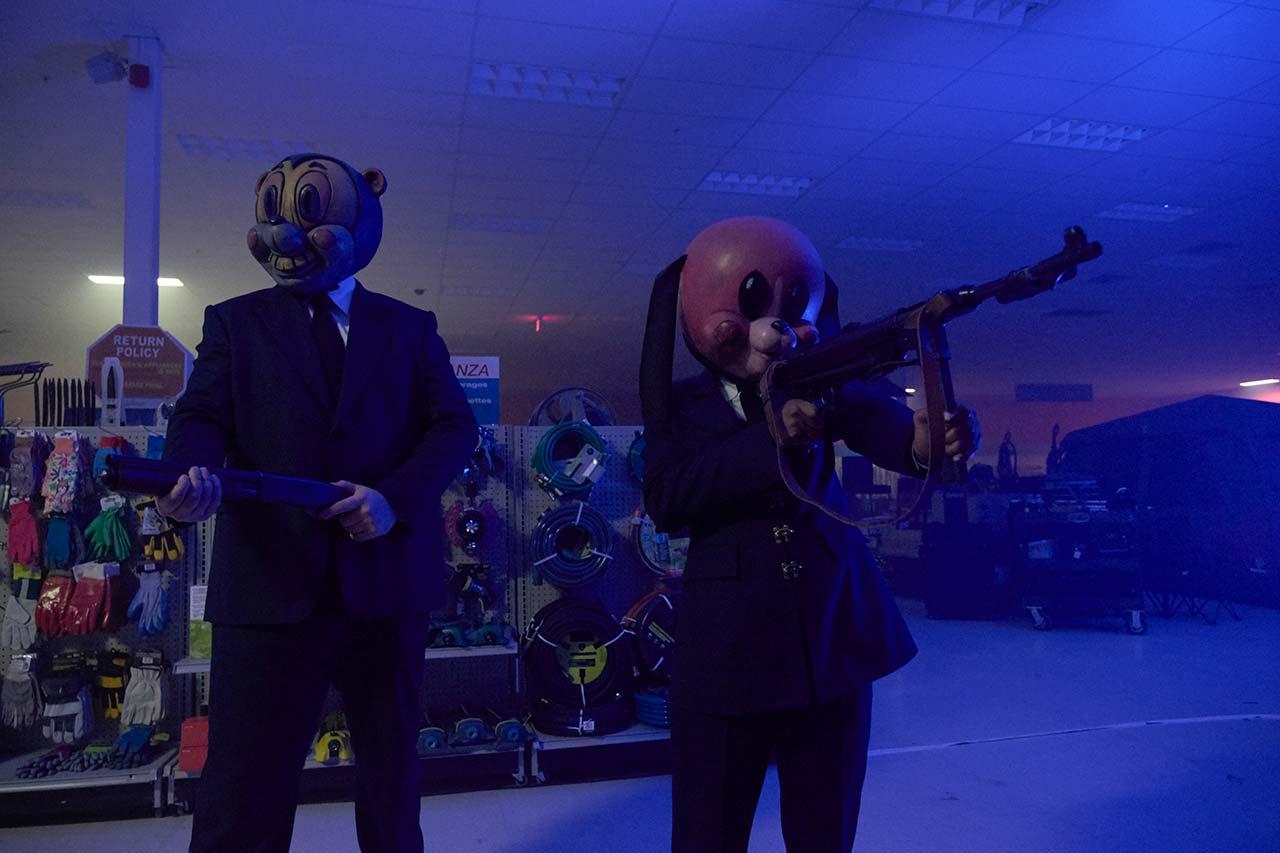 """Szene aus """"The Umbrella Academy"""""""