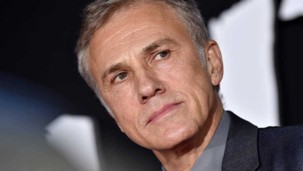 LOS ANGELES, CALIFORNIA - FEBRUARY 05: Christoph Waltz attends the premiere of 20th Century Fox's 'Alita: Battle Angel' at We