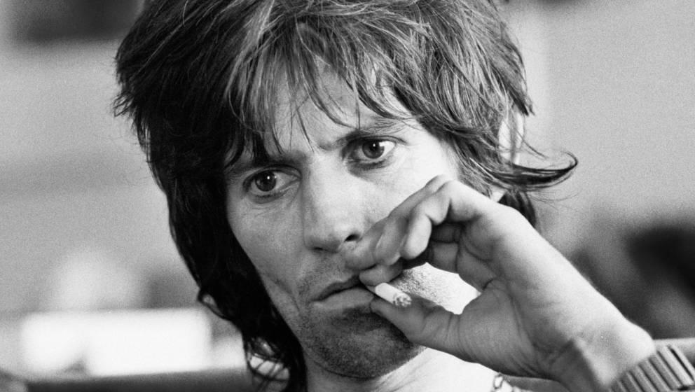 Für Keith Richards sind die Glimmstängel ein Teil seines Lebens
