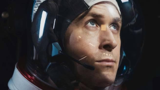 """Ryan Gosling mit ein paar kleinen Schritten im All: """"Aufbruch zum Mond"""""""