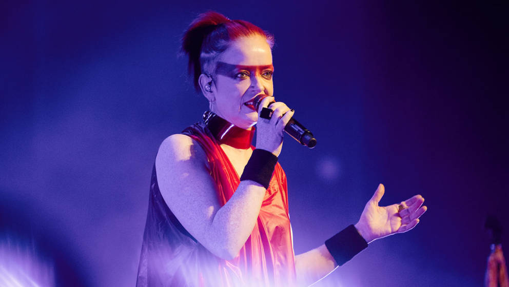 Shirley Manson von Garbage
