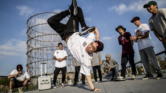 Medaillen für Breakdance - bald möglich