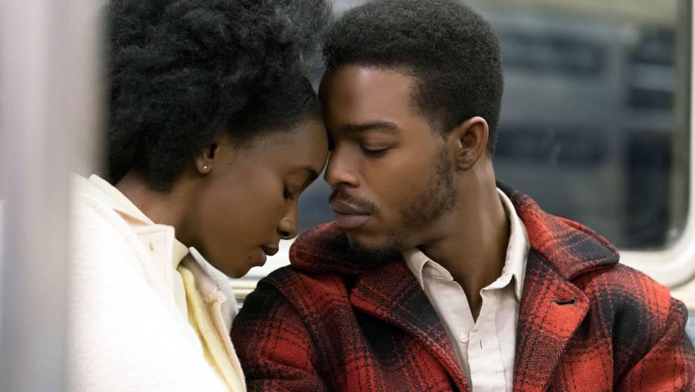 """KiKi Layne als Tish und Stephan James als Fonny in """"Beale Street"""""""