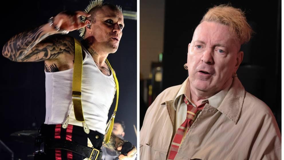 Johnny Rotten bietet anderen Musikern seine Hilfe an
