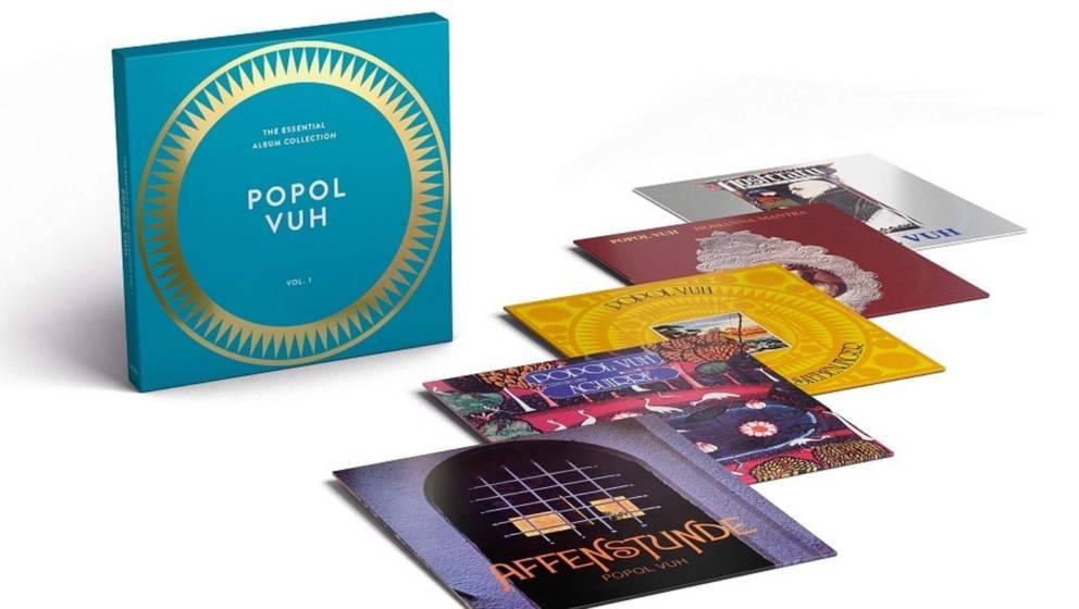 Popol Vuh - The Essential Album Collection Vol. 1