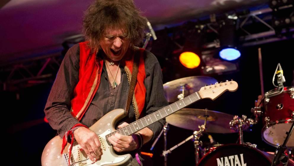 Gitarrist für Ozzy Osbourne: Bernie Tormé ist tot