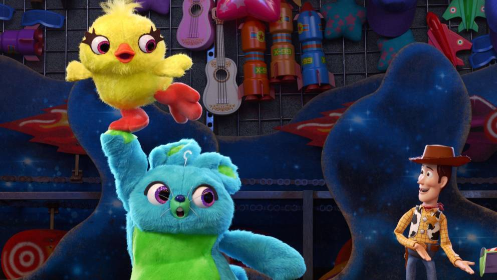 """Neue und alte Spielzeuge: """"Toy Story 4"""""""