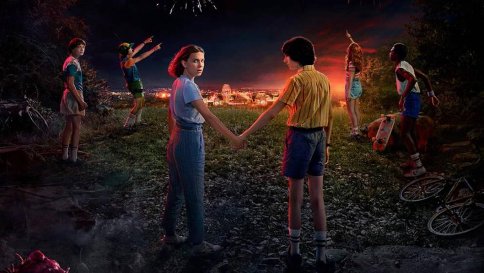 """""""Stranger Things"""" geht bei Netflix in die dritte Runde"""