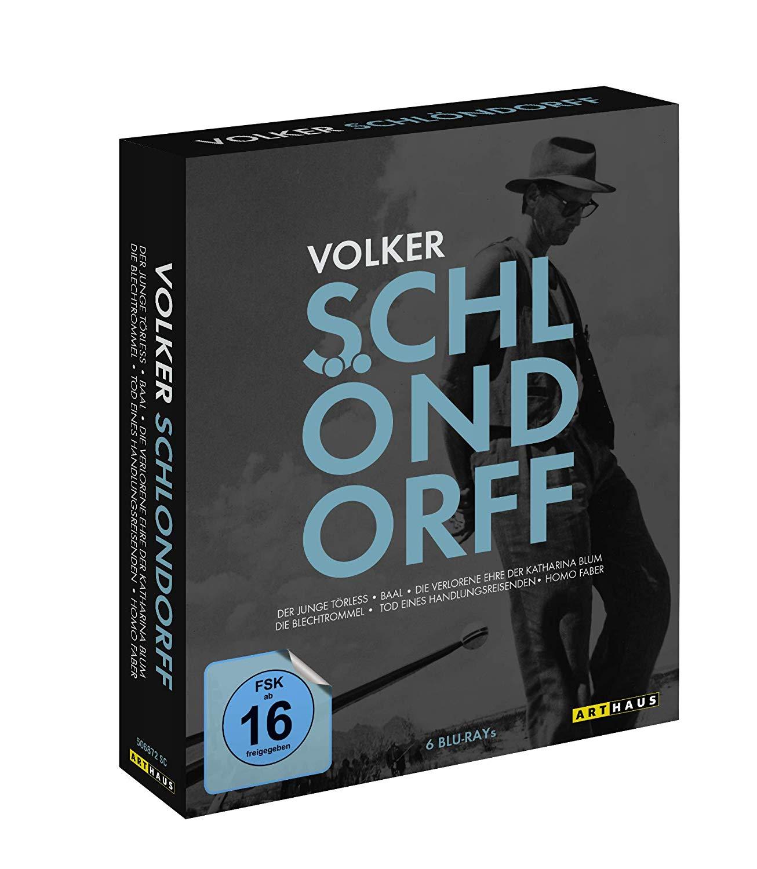 """Box-Set """"Best of Volker Schlöndorff"""""""