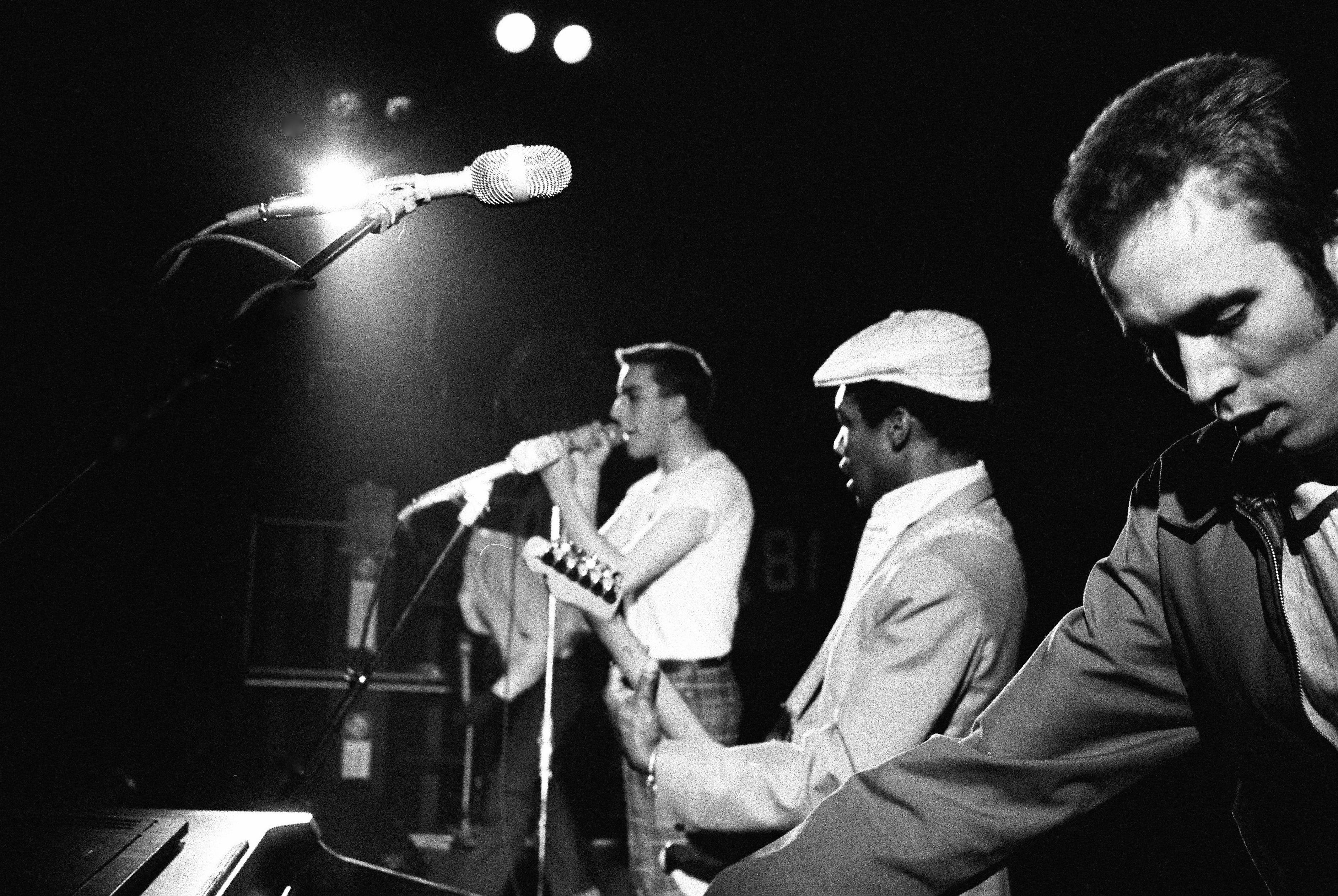 The Specials live 1980
