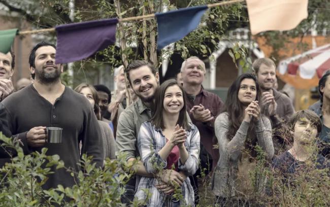 """""""The Walking Dead"""": Erst war die Stimmung gut…"""