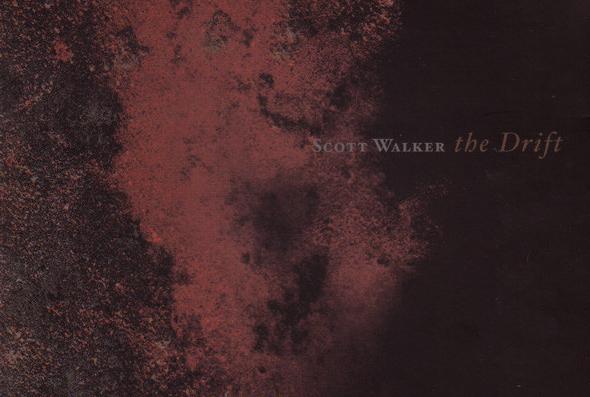 """Cover von Scott Walkers """"The Drift"""""""