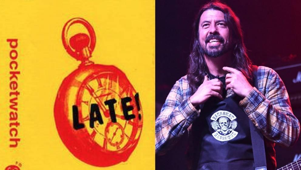 Das Soloalbum von Dave Grohl wurde im Netz für 500 Euro versteigert