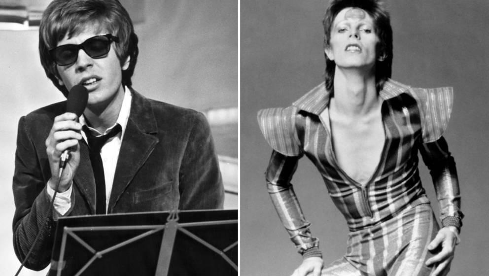 Scott Walker und David Bowie schätzten sich sehr