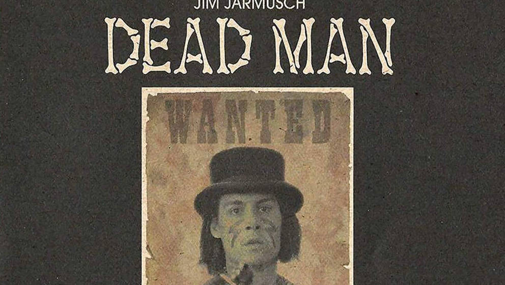 "Cover zu ""Dead Man"" (Soundtrack) von Neil Young"