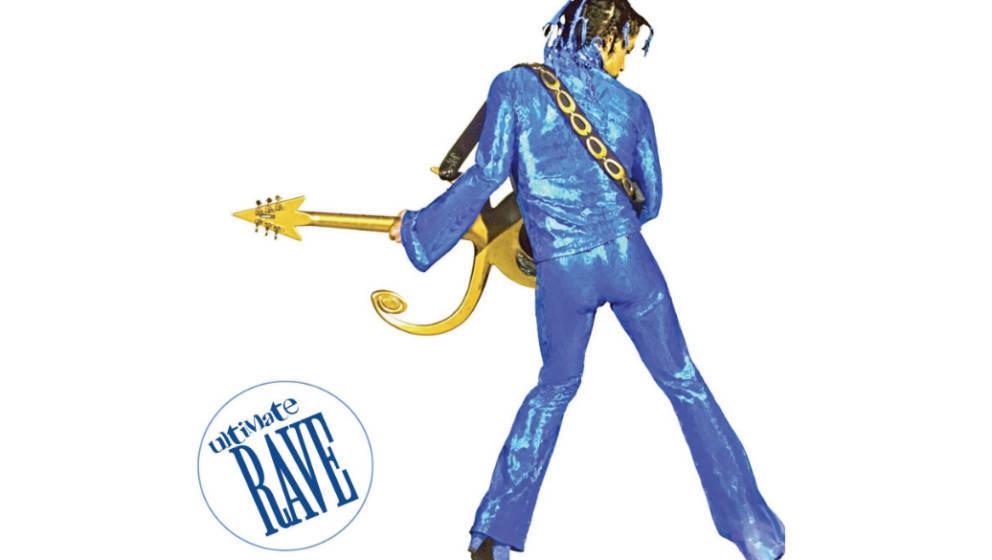 "Cover von ""Ultimate Rave"" von Prince"