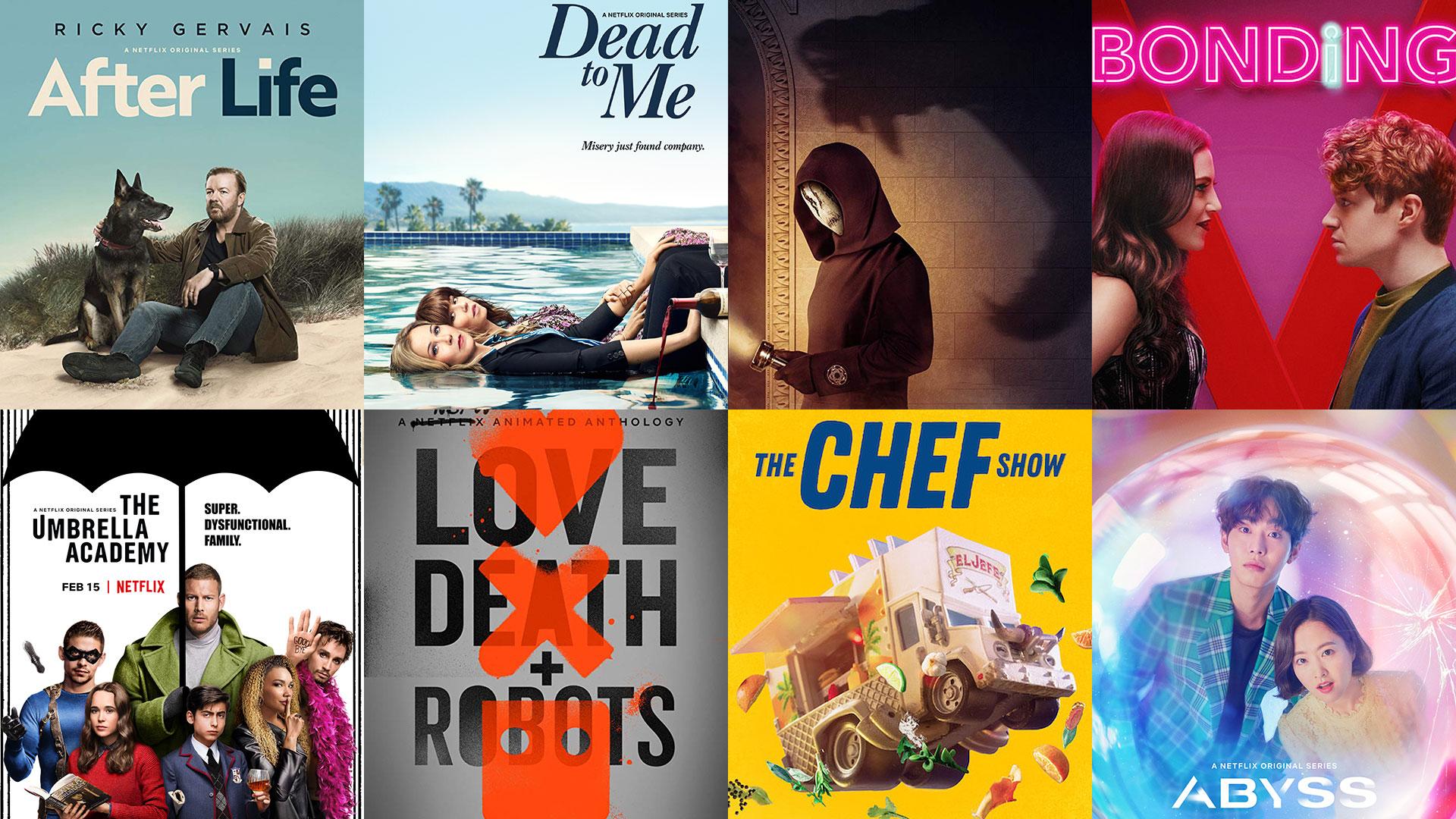 Aktuelle Netflix Serien