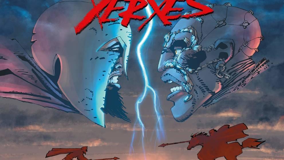 """Xerxes"" von Frank Miller"