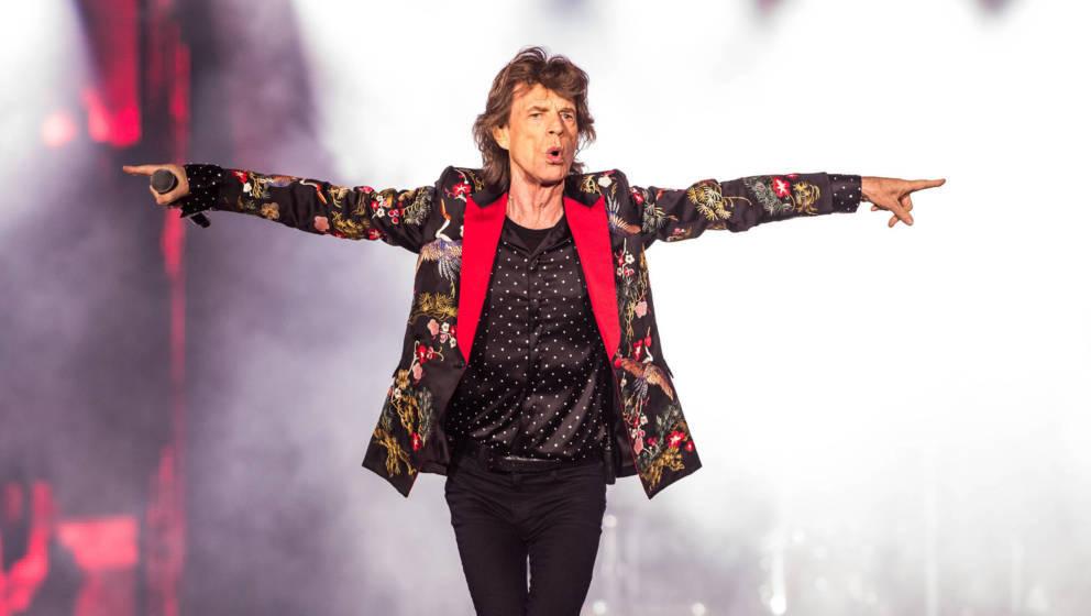 Mick Jagger wollte seine Eltern bei frühen Konzerten lieber nicht dabei haben.