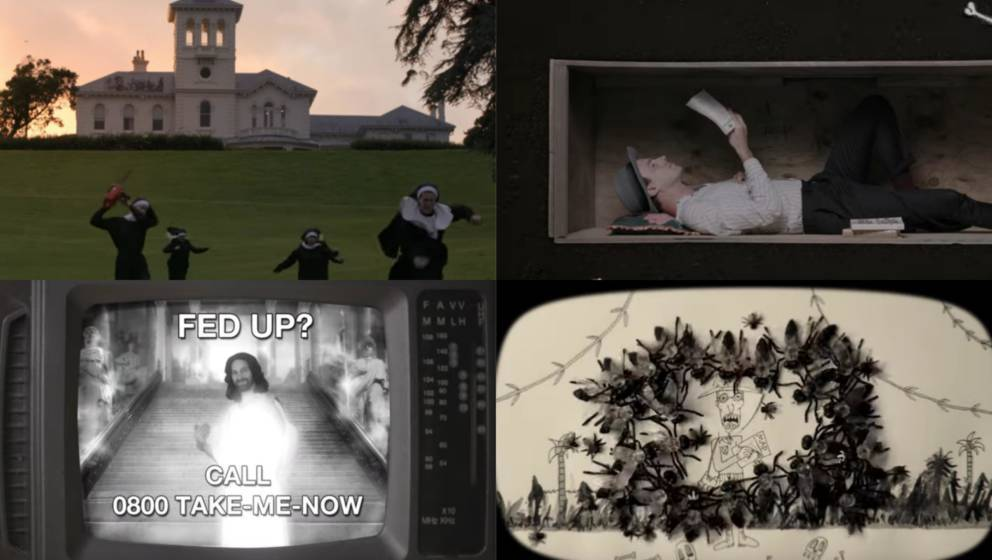 """Ein Hauch von """"Six Feet Under"""" - Finn Andrews und das Video zu """"One By The Venom"""""""