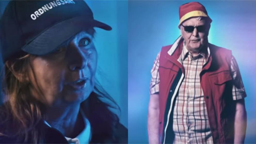 "Avengers aus Deutschland - Video ""Late Night Berlin"""