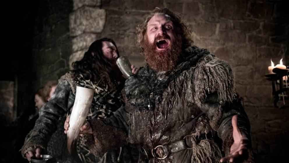 "Siegesfeier in ""Game of Thrones"""