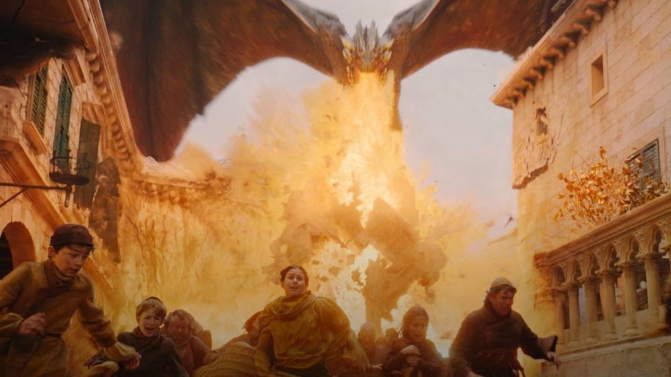 Whom The Bell Tolls: Das große Feuer über Königsmund