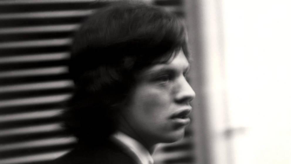 """Mick Jagger singt in """"Paint It Black"""" über einen Mann, der seine verstorbene Freundin betrauert"""