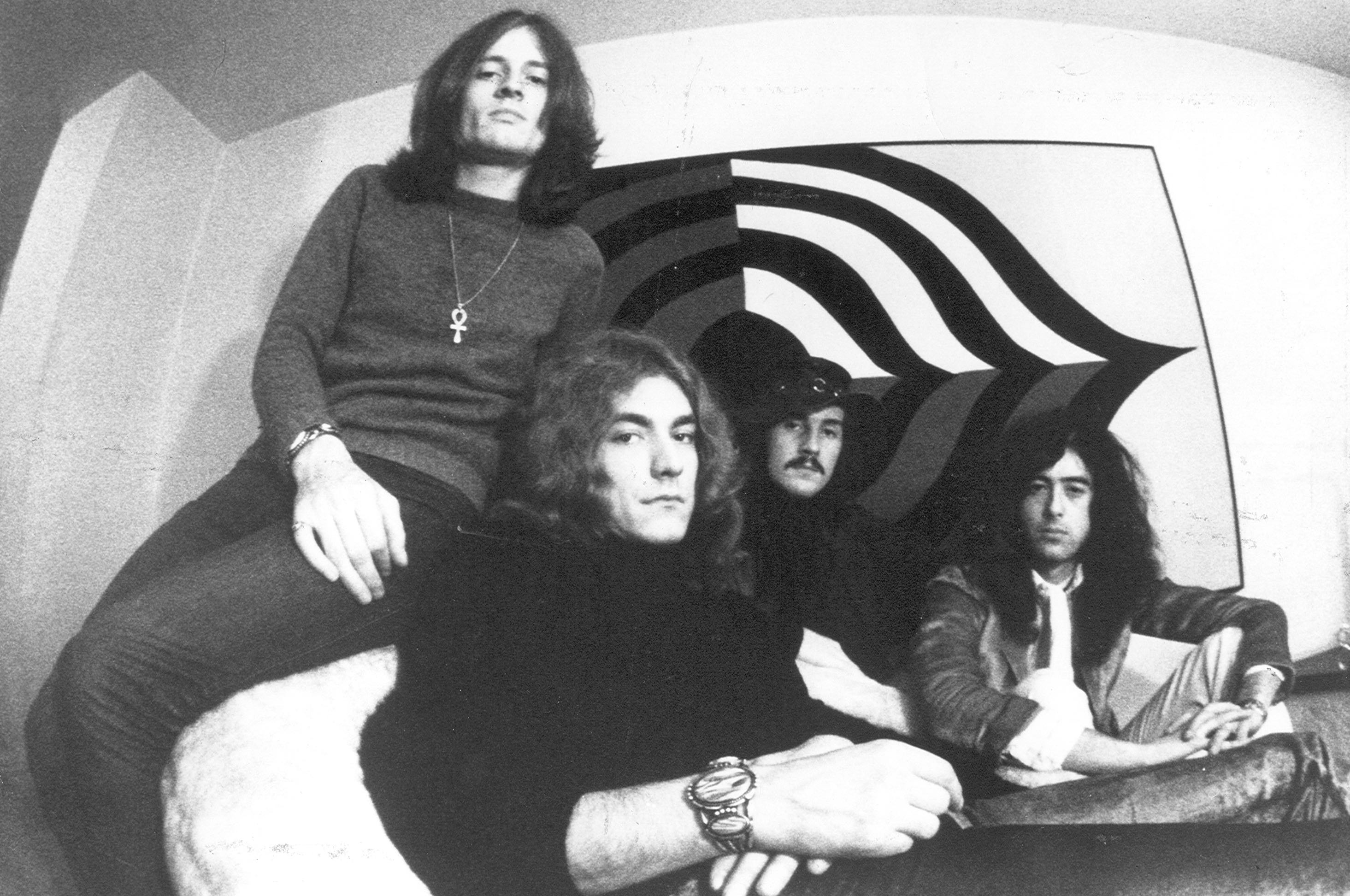 1971: Led Zeppelin auf der Höhe ihrer Schaffenskraft