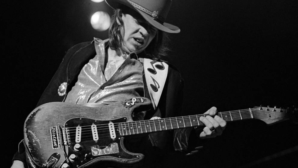 Stevie Ray Vaughan: Die Hintergründe zum tragischen Tod der Blues-Legende