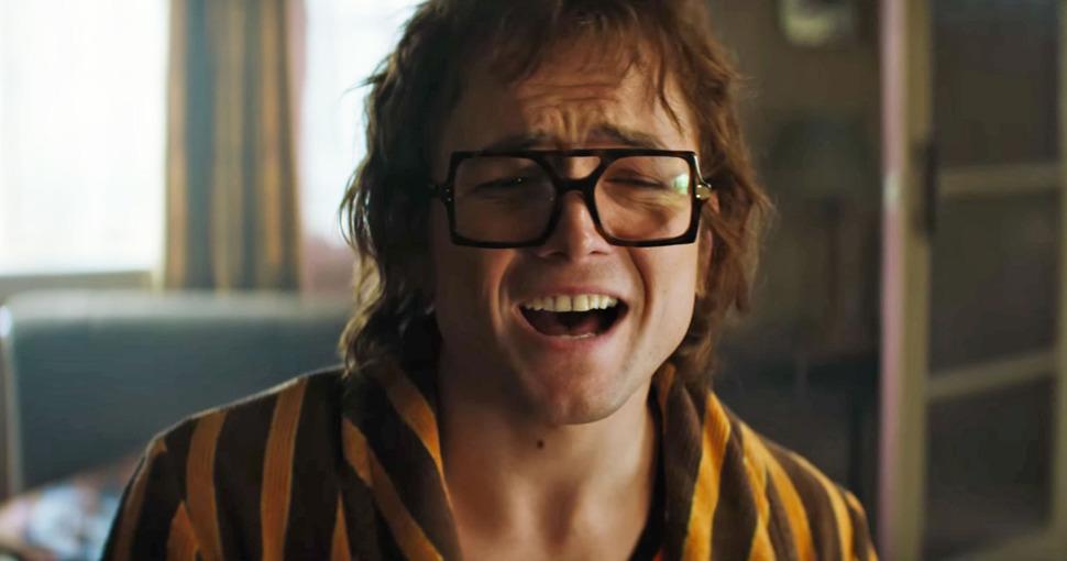 """Taron Egerton schlüpft in """"Rocketman"""" in die Haut von Elton John"""