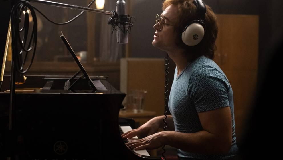 """Taron Egerton singt """"Your Song"""" in """"Rocketman"""""""