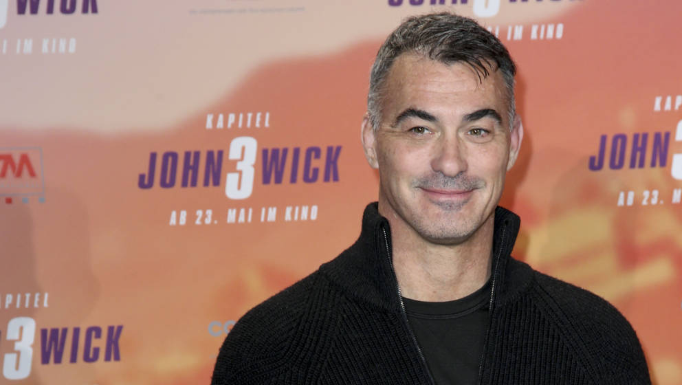 BERLIN, GERMANY - MAY 06: US director Chad Stahelski poses at the 'John Wick: Chapter 3 ñ Parabellum' photocall at Hotel De