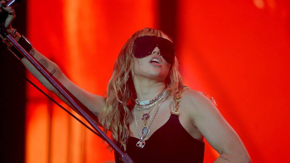 Miley Cyrus legt wieder los…