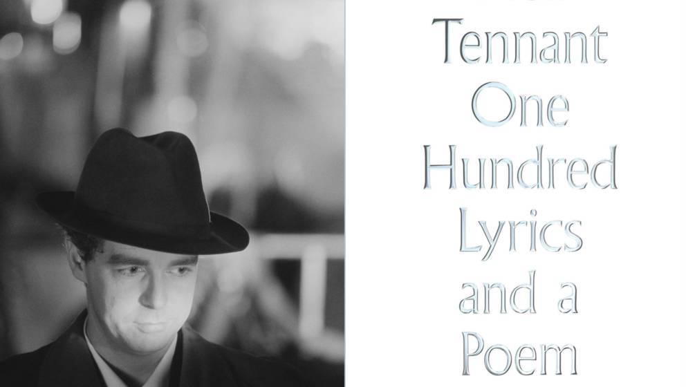 Neil Tennant hat seine schönsten Songtexte veröffentlicht
