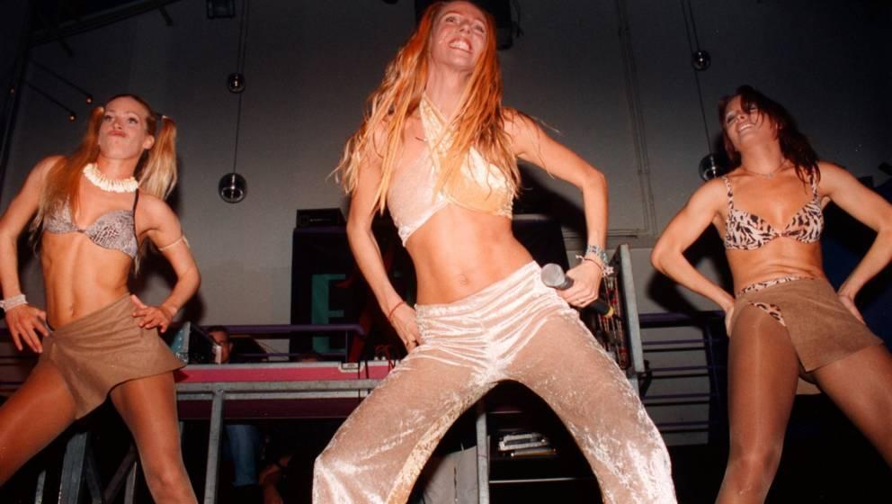 """Loona und ihr Sommer-Hit """"Bailando"""""""