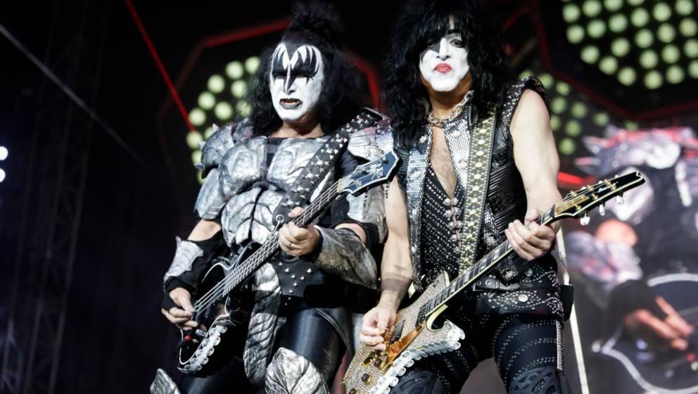Kiss live in München