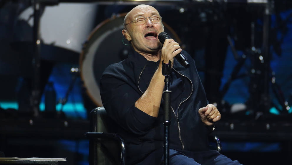 Phil Collins live 2019