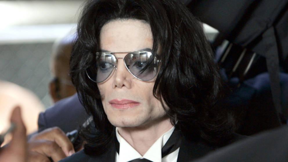 Michael Jackson Nahaufnahme
