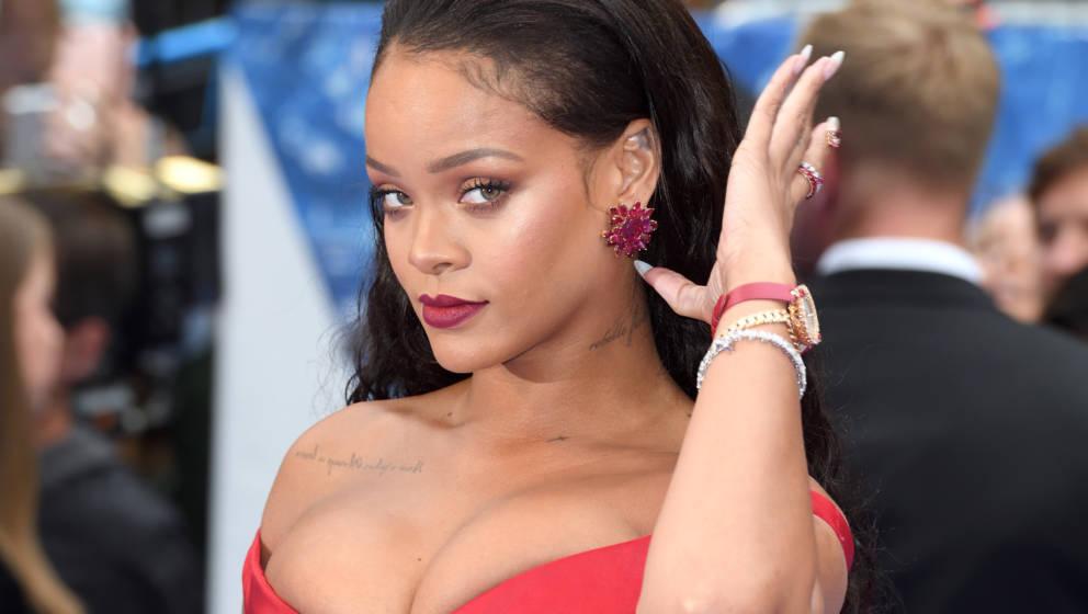 Hat einen Grund zum Feiern: Rihanna ist die reichste weibliche Musikerin der Welt