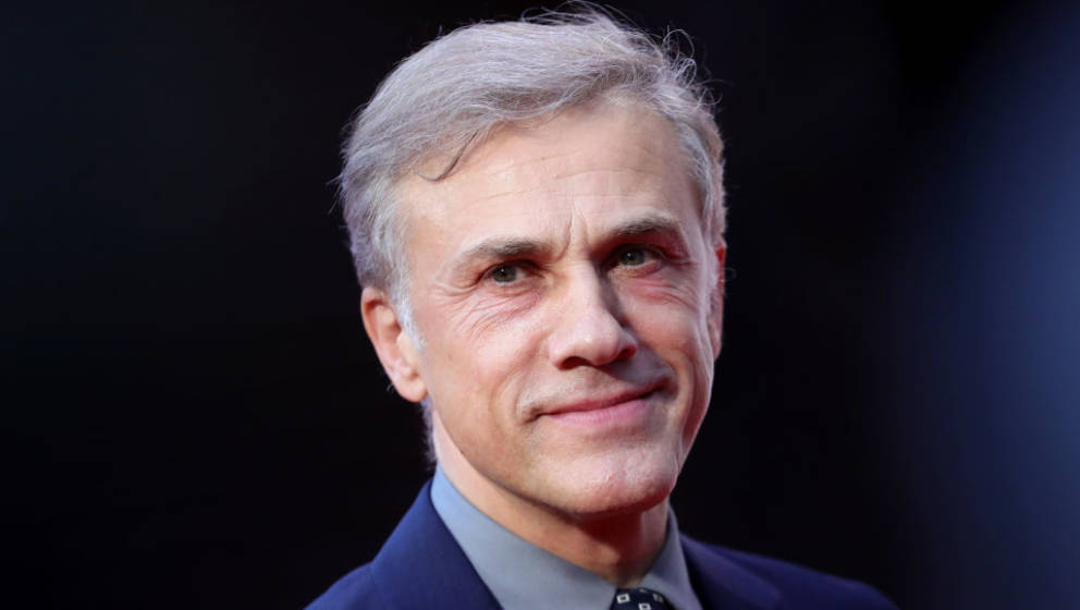 LONDON, ENGLAND - OCTOBER 13:  Christoph Waltz attends the BFI Patron's Gala and UK Premiere of 'Downsizing' during the 61st