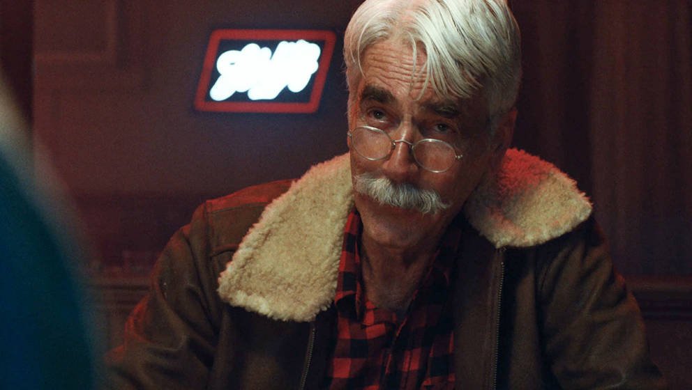 "Sam Elliott in ""The Man Who Killed Hitler And Then The Bigfoot"""