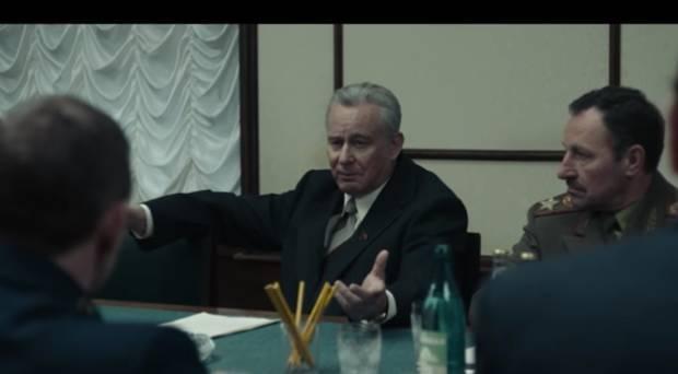 """Stellan Skarsgård in """"Tschernobyl"""""""