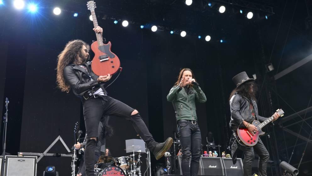 Slash feat. Myles Kennedy & The Conspirators bei Rock am Ring 2019