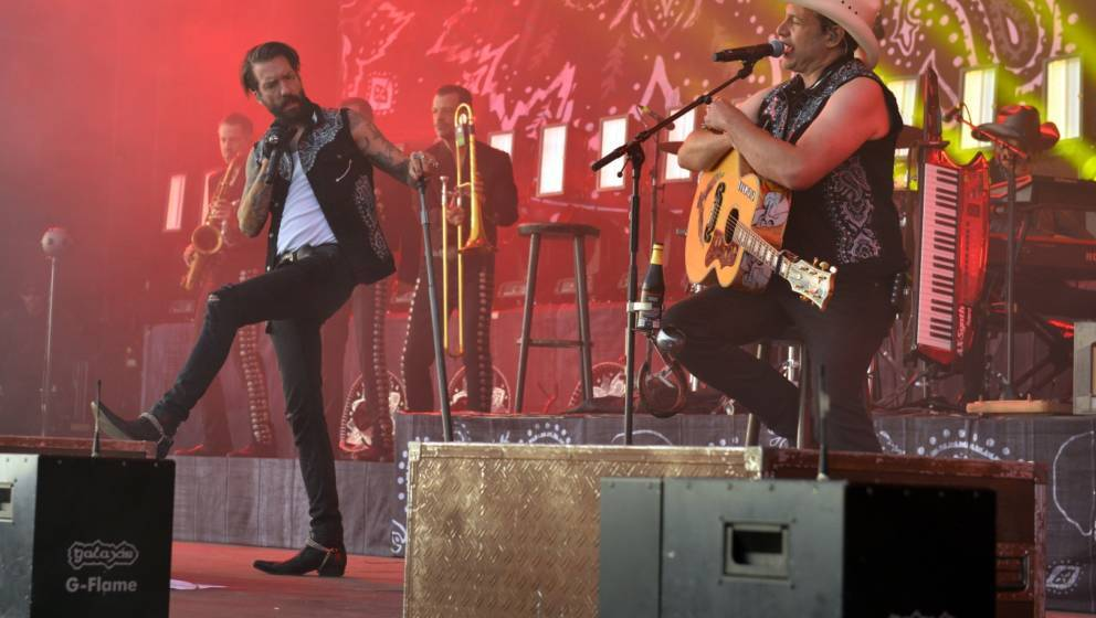 The BossHoss bei Rock am Ring 2019
