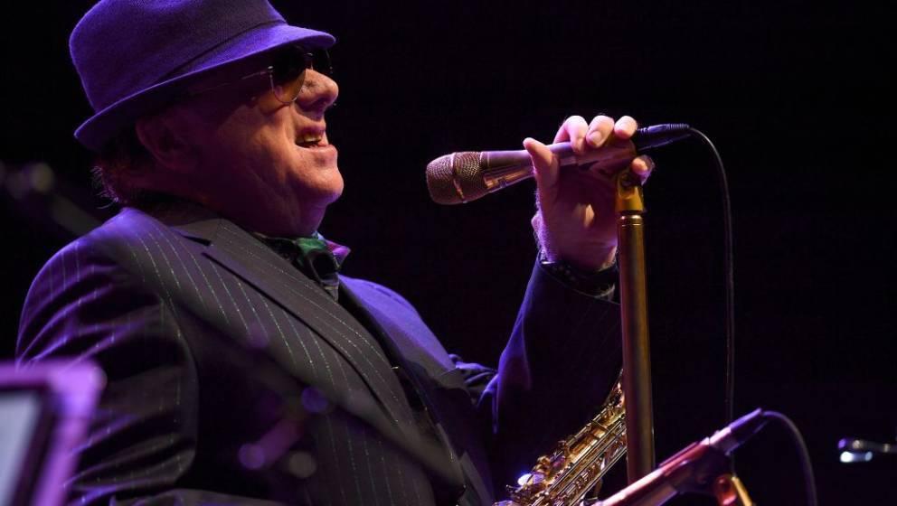 NASHVILLE, TN - SEPTEMBER 14:  Recording Artist Van Morrison performs during the 18th Annual Americana Music Festival & C