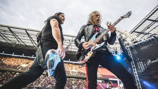 Metallica live in Köln 2019