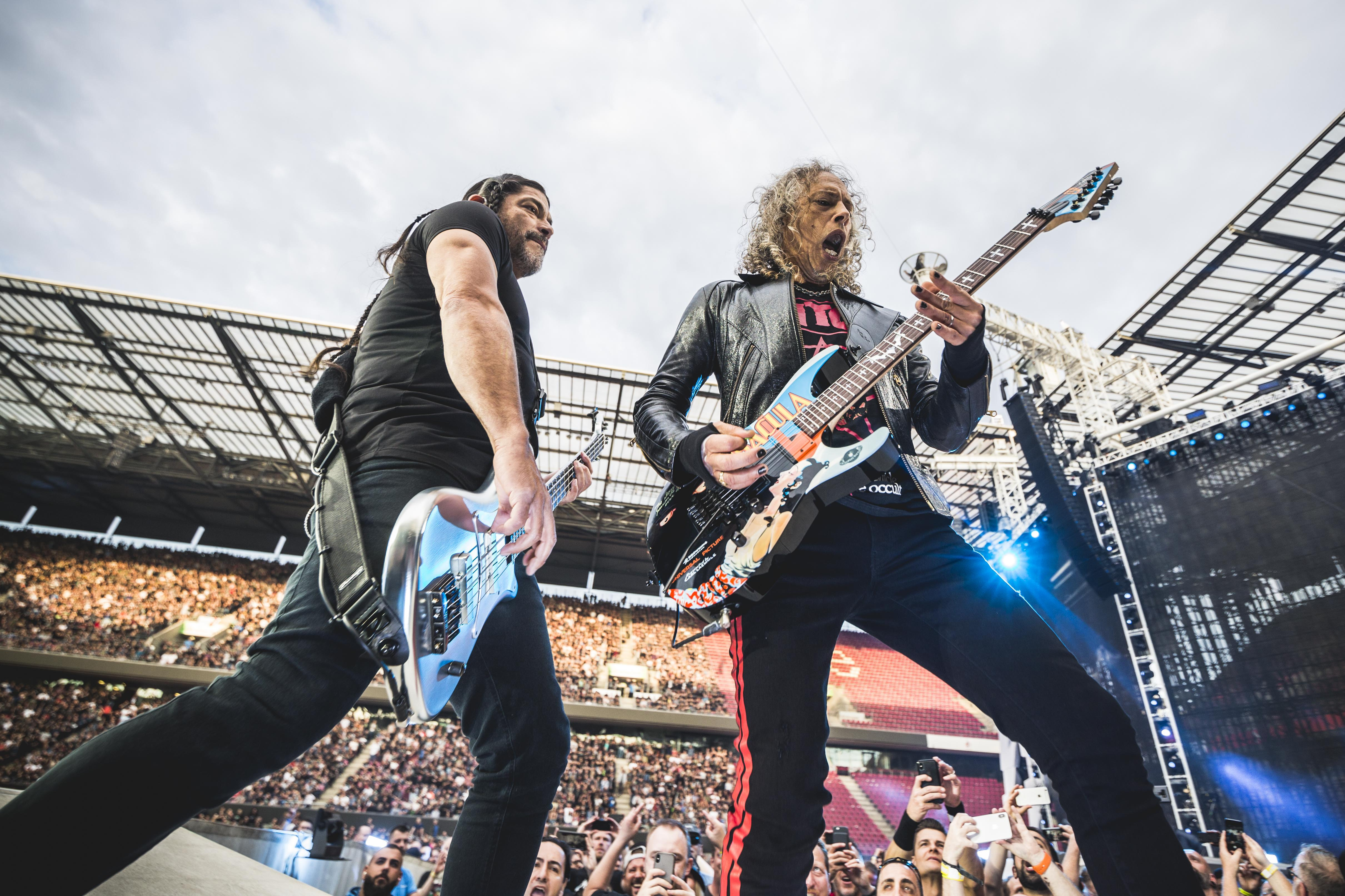 Metallica live in Köln 2019